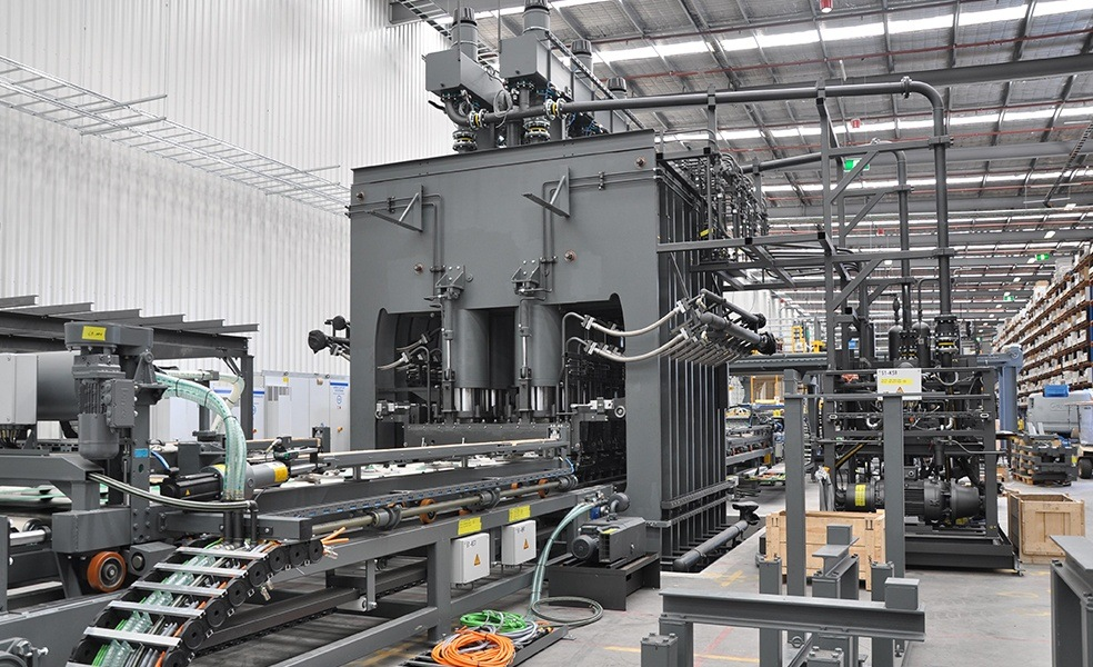 Wemhoner Short Cycle press lines