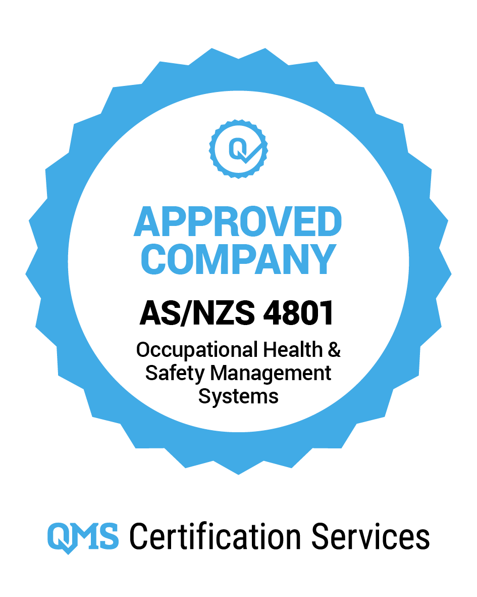 Borg is a QMS Approved company